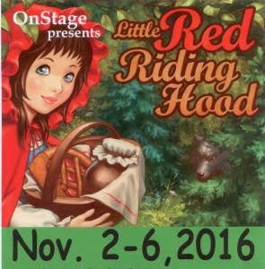 Little Red Riding Hood poster